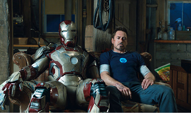 Iron Man 3 | r. Shane Black (Foto: Falcon)