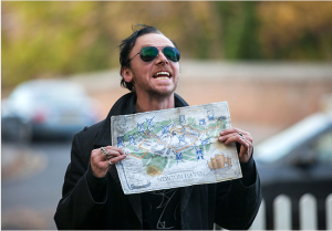 The World's End (r. Edgar Wright) Foto: Universal Pictures